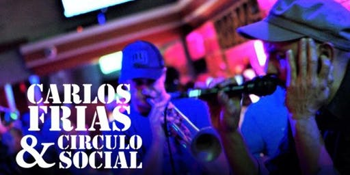 Jazz973 Presents Latin Night with Carlos Frias and Circulo Social