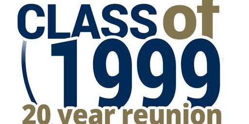 20-Year Reunion (Exeter Union High School - Class of 1999)