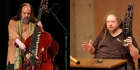 Mark Deutsch & Jaron Lanier: Exploring Resonance w/ Rare Instruments tickets