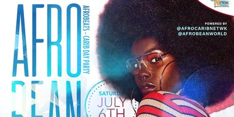 AfroBean | Afrobeats - Carib Day Party | FREE W/ RSVP tickets