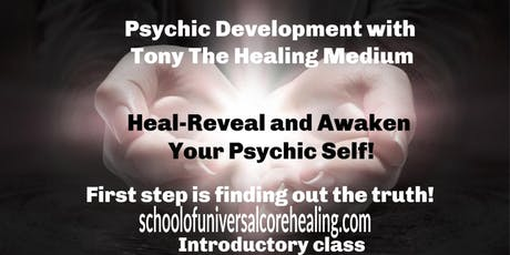 Heal-Reveal and Awaken Your Psychic Self! tickets