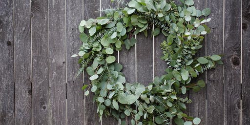 Eucalyptus Wreath Workshop