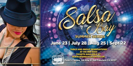 Salsa By The Bay Sunday 8/27 w/ N'Rumba tickets