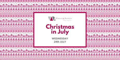 WiB Christmas in July 2019 tickets