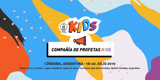 COMPAÑIA DE PROFETAS KIDS (LEVEL 3)