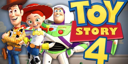 SENSORY FRIENDLY Toy Story 4 Showing  hosted by Special Needs Mom Squad