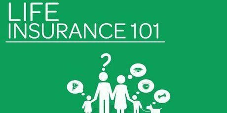 Life Insurance 101 Free Workshop tickets