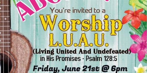 Worship L.U.A.U.