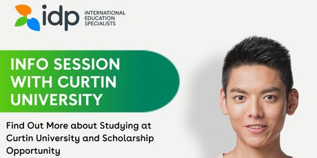 Curtin University Application Day and Free IELTS Test Simulation tickets