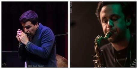 Asaf Even Zur- Roni Eytan Quintet Live at Wilson Live! tickets