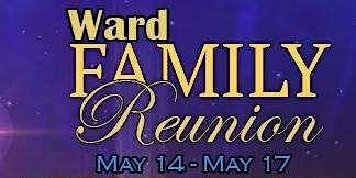 Ward Family Reunion