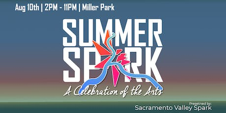 SUMMER SPARK (A Celebration of the Arts) tickets