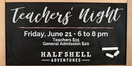 Teachers' Night tickets