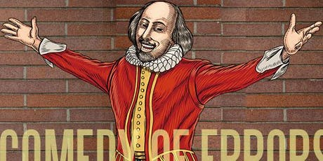 The Comedy of Errors @ the Westside Shakespeare Festival - Saturday, June 29 at 7:30pm tickets