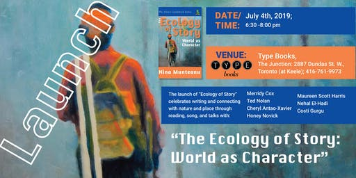 """Book Launch """"The Ecology of Story"""""""