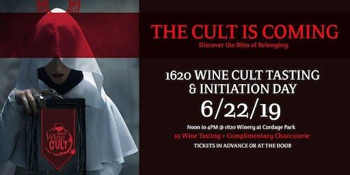 1620 Wine Cult Tasting