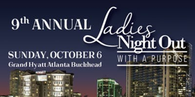 9th Annual Ladies Night out with A Purpose