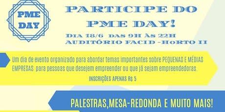 PME Day ingressos