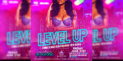 Level Up College Party 18+