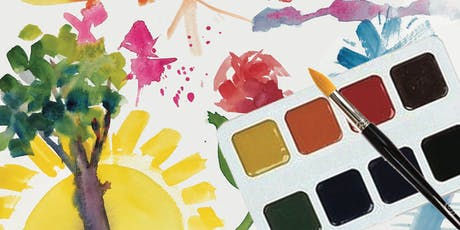 WATERCOLOR FROM THE HEART: A BEGINNING PAINTING WORKSHOP FOR FAMILIES tickets