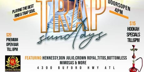 SOUL TRAP SUNDAYS @LIVING ROOM LOUNGE  (DAY PARTY) tickets