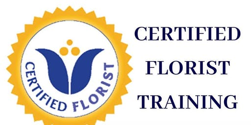 Steps to Certified Florist