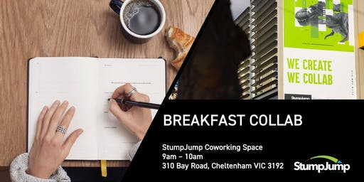 Breakfast Collab : this week meet Australia's largest startup community leader