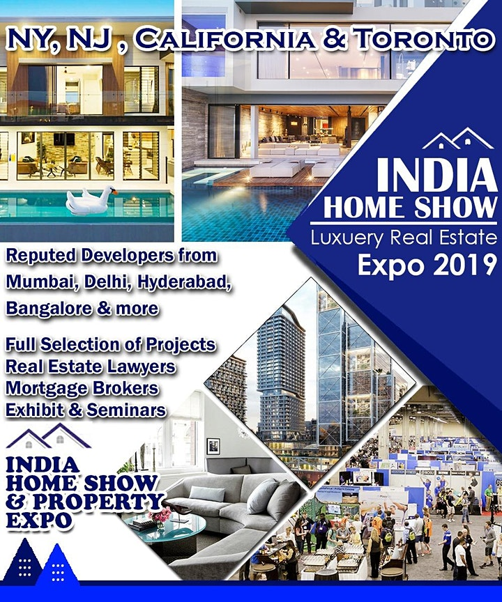 India Home Show - India Property & Real Estate Expo In  New Jersey image