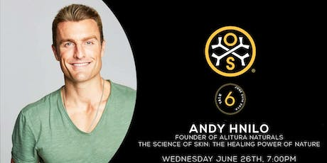 The Science of Skin: The Healing Power of Nature tickets