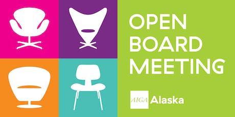 Board Meeting: June 2019 tickets