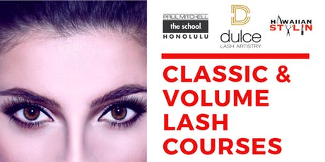 Classic Lash Extension Course tickets