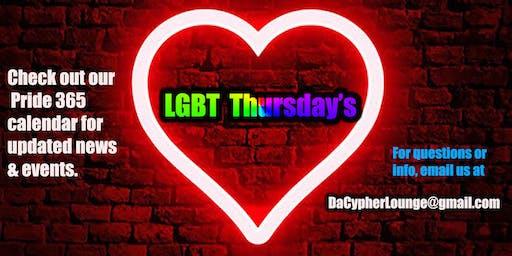 LGBT Thursday's