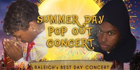 Summer Day Pop Out Concert tickets