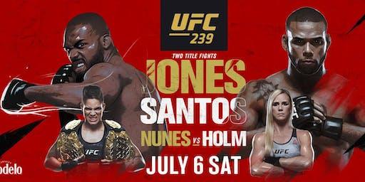 UFC 239 - JONES VS. SANTOS