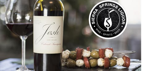 The Wines of Josh Cellars with Joseph Carr tickets