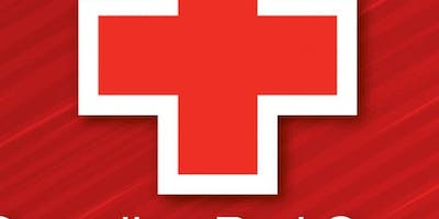 FIRST AID AND CPR TRAINING ( Red Cross Certification)
