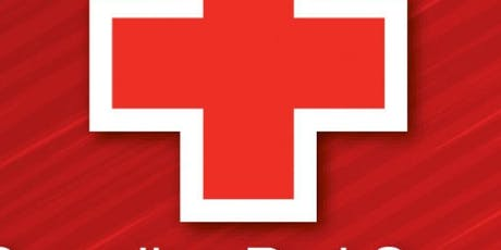 FIRST AID AND CPR TRAINING ( Red Cross Certification) tickets