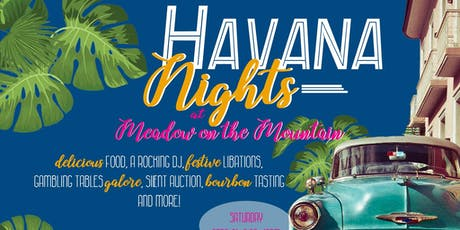 Havana Nights benefiting River Valley United Way tickets