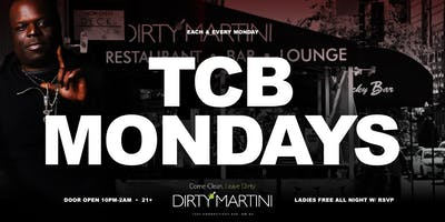 #TCBMONDAYS: TCB LIVE 3 SETS at DIRTY MARTINI