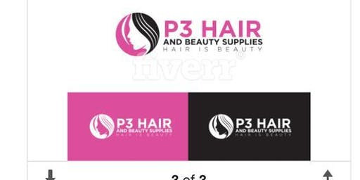 P3 HAIR AND BEAUTY SUPPLIES GRAND OPENING