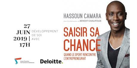 Développement de soi avec Hassoun Camara tickets