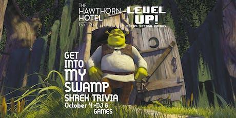 GET INTO MY SWAMP: Shrek Trivia tickets