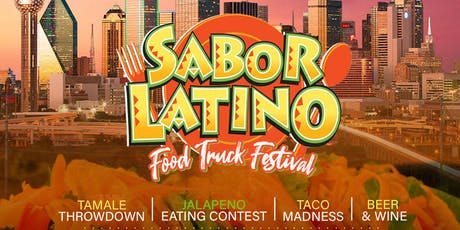 """Sabor Latino"" Food Truck Festival tickets"