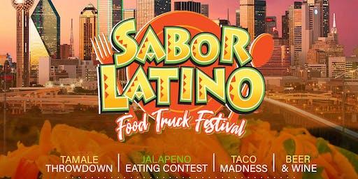 """Sabor Latino"" Food Truck Festival"