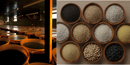 Japanese Healthy Foods Secret;Fundamental Microbiology& Fermentation Values