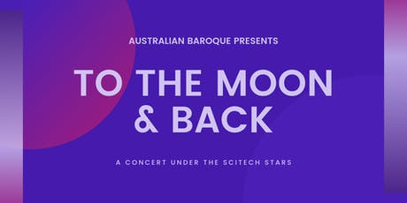 To the Moon & Back: A Concert Celebrating the Moon Landing tickets