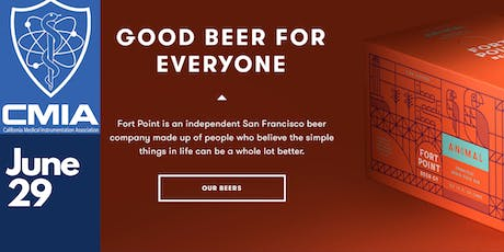 Fort Point Brewery Tour & Tasting tickets
