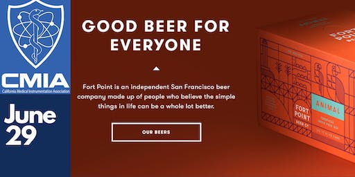 Fort Point Brewery Tour & Tasting