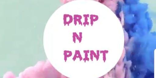 Drip n Paint