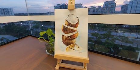 Art Jamming-A New Light(Coconut) tickets
